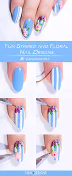 Fun Nail Designs At Home | NailDesignsJournal.com Nails Designs In Pink Cute For Women Inexpensive Nail Easy Step By Kids And Best 2018 Simple Cute Nail Designs Acrylic Paint Nerd Art For Nerds Purdy Watch Image Photo Album Black White Art At 2017 How To Your Diy New Design Ideas Uniqe Hand Fingernails Painted 25 Tutorials Ideas On Pinterest Nails Tutorial 27 Lazy Girl That Are Actually Flowers Anna Charlotta