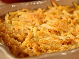 vivolta cuisine de recette du gratin de macaroni au parmesan