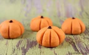 Free Halloween Potluck Signup Sheet by Easy Halloween Recipe No Bake Peanut Butter Pumpkin Bites Not