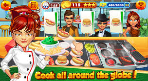 jeux de cuisine à télécharger télécharger jeux de cuisine craze restaurant aliments chef apk mod