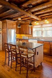 Log Cabin Kitchen Lighting Ideas by 168 Best Log Homes Images On Pinterest Cabin Ideas Log Cabins