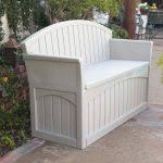Plastic Garden Storage Bench Seat by Plastic Garden Storage Bench Seat Plastic Garden Storage Bench