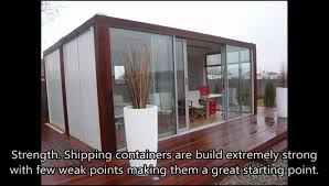 100 Foundation For Shipping Container Home House Cost Build How To