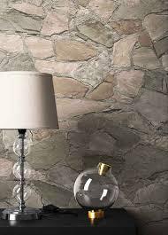 newroom vliestapete steintapete tapete braun steinoptik wohnzimmer ziegelstein backstein mauerwerk klinker tapete steinoptik wohnzimmer