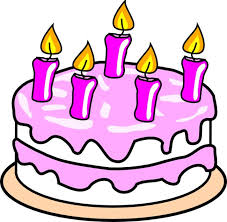 birthday cake pictures clip art page – all about trees