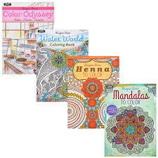 Kappa Designer Series Adult Coloring Books