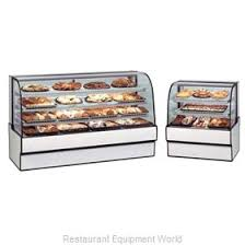 Federal Industries CGD3148 Display Case Non Refrigerated Bakery