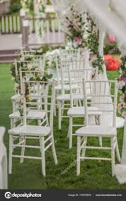 Wedding Decorations Tables Chairs Flowers — Stock Photo ... Stretch Cover Wedding Decoration For Folding Chair Party Set For Or Another Catered Event Dinner Beautiful Ceremony White Wooden Chairs Details About Spandex Chair Covers Stretchable Fitted Tight Decorations 80 Best Stocks Of Decorate Home Design Hot Item 6piece Ding By Mainstays Patio Table Umbrella Outdoor Amazoncom Doll Beach Lounger Dollhouse Interior Decorated With Design Fniture Folding Chair Padded Chairs Round Tables White Roof Hfftlh Adjustable Padded Headrest Black Flocking Cover Tradeshow Eucalyptus Branch Natural Aisle