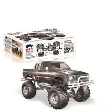 100 4x4 Rc Truck HG P407A 110 24G 4WD Car Kit For TOYATO Metal 4X4 Pickup