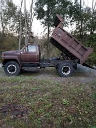 100 Trucks Paper 1984 FORD F700 DUMP TRUCK For Sale Cars Shop