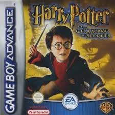 harry potter et la chambre des secrets sur gameboy advance