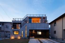 100 Mt Architects House In Kofu Minimalist Architecture House Minimalist