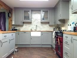 repeindre meuble de cuisine en bois repeindre une cuisine en bois couleur peindre une cuisine en bois