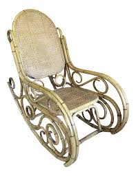 1960s Boho Chic Thonet Style Bamboo Rattan Rocking Chair | Chairish Italian 1940s Wicker Lounge Chair Att To Casa E Giardino Kay High Rocking By Gloster Fniture Stylepark Natural Rattan Rocking Chair Vintage Style Amazoncouk Kitchen Best Way For Your Relaxing Using Wicker Sf180515i1roh Noordwolde Bent Rattan Design Sold Mid Century Modern Franco Albini Klara With Cane Back Hivemoderncom Yamakawa Bamboo 1960s 86256 In Bamboo And Design Market Laze Outdoor Roda