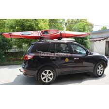 100 Kayak Carrier For Truck 2Pcs Black 8 X 14 Snowboard Strap Security Lock