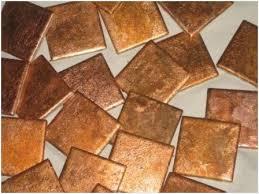 Copper Tiles For Backsplash by Elegant Kitchen Backsplash Ideas Buy Copper Tiles Backsplash