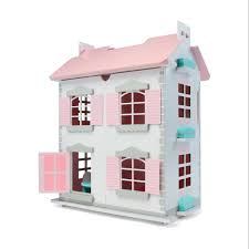 Wooden Traditional Dollhouse Kmart