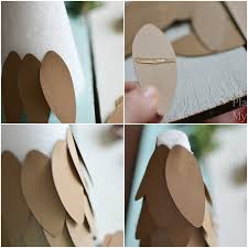 Christmas Tree Shop Brick Nj by Make Christmas Tree From Paper Christmas Lights Decoration