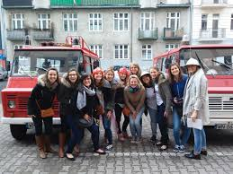 Private Tour On Communist Fire Truck