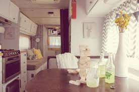 Images Of Rv Interior Decorating Plain Design Adventurer Truck Camper Decor Features Decorative Rugs