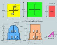 111 best free small house plans images on pinterest dollhouses