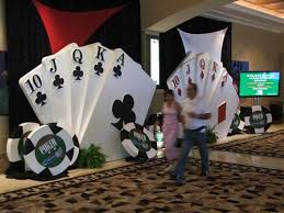 greygrey designs my parties casino 40th birthday party with regard