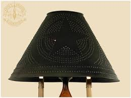 Diy Punched Tin Lamp Shade by Innovative Metal Lamp Shades Best Home Decor Inspirations
