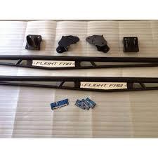 1003 Flight Fab Ladder Bar Style Traction Bar Kit