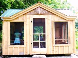 10x14 Garden Shed Plans by Shed Plans Backyard Fun Spaces By Kim Rak