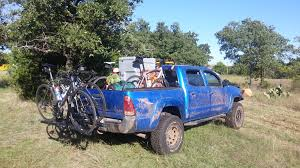 Even A Short Bed Can Be Plenty Useful! 4 Bikes, 3 Tents, Camping ... Beautiful Chevy Truck Bed Tent Information Nutzo Tech 1 Series Expedition Rack Nuthouse Industries Sportz Compact Short Napier Enterprises 57044 No Circus Photos Of Buildings Tented For Termite Fumigation Outdoors Even A Short Bed Can Be Plenty Useful 4 Bikes 3 Tents Camping Into Car Camping Or Spontaneous Road Trips Youll Love Racks Archives