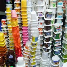 que faire avec des pots de yaourt en verre truc n 737 empiler les pots de yaourt vides un truc par jour