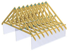 100 Bowstring Roof Truss Bridge Calculator Dimensions How To Build Es