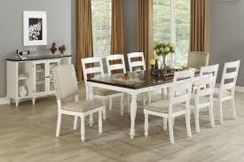 Poundex F2468 7 PC White Table With Chairs Art Fniture Inc Saint Germain 7piece Double Pedestal Ding Laurel Foundry Modern Farmhouse Isabell 7 Piece Solid Wood Maracay Set Rectangular Ding Table 6 Chairs Vendor 5349 Lawson 116cd7gts Trestle Gathering Table With Hampton Bay Covina Alinum Outdoor Setasj2523nr Torence 7piece Counter Height 7pc I Shop Now Mangohome Liberty Lucca Formal Two And Hanover Rectangular Tiletop Monaco Splat Back Chairs By Grayson Ash Gray Wicker Round