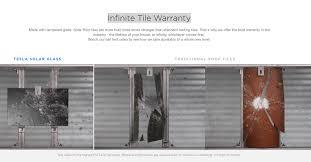 tesla solar roof warranty lasts forever business insider
