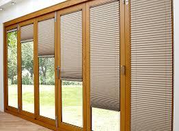 Sliding Door With Blinds In The Glass by Exterior Door With Blinds Between Glass Incredible Exterior Door