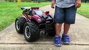 GIANT RC MONSTER TRUCK Remote Control Toys Cars For Kids Playtime At ...
