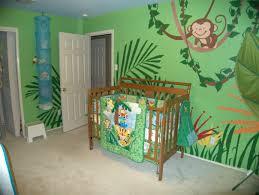 Animal Bedroom Idea Jungle Toddler Room Decorjungle Decor Accessories Theme