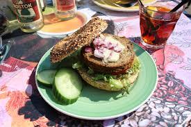 Sofa King Burgers Red Bank by Amsterdam Vegan Food Guide Well Travelled Vegan