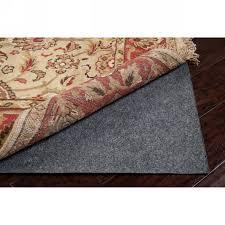furniture awesome non slip rug pad between rug diy non slip rug