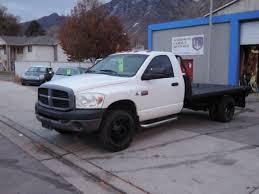 100 Pickup Truck Sleeper Cab DODGE RAM 3500 S For Sale