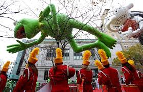 Boyertown Pa Halloween Parade Route by Macy U0027s Thanksgiving Parade Dazzles Nyc Us News Life Nbc News