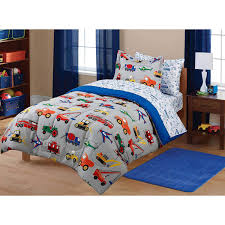 Amazon.com: 7 Piece Boys Multi Color Twin Transportation Themed ... Unbelievable Fire Truck Bedding Twin Full Size Decorating Kids Trains Airplanes Trucks Toddler Boy 4pc Bed In A Bag Fire Trucks Sheets Tolequiztriviaco Truck Bedding Twin Mainstays Heroes At Work Set Walmartcom Boys With Slide Bedroom Decorative Cool Bunk Bed Beds 10 Rooms That Make You Want To Be Kid Again Decorations Lovely 48 New