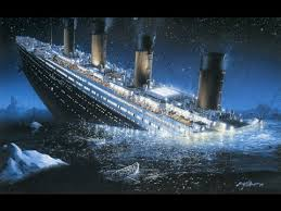 Titanic Sinking Simulation Real Time by Seconds From Disaster S03e01 Titanic Sinking Of The Titanic