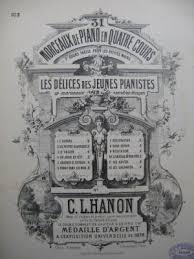 HANON C L Le Vallon Piano