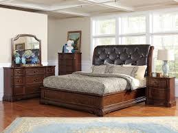Black Leather Headboard King by King Bedroom Black Bedroom Furniture Sets Full Size