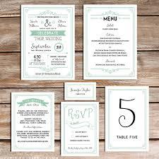 FREE Printable Wedding Invitation Template Rustic InvitationsWedding SetsWedding