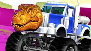 Trucks For Kids – Dinosaur Vs Crocodile | Finger Family Collection ... Matchbox On A Mission Dino Trapper Trailer Dinosaur Toys For Kids Yeesn Transport Carrier Truck Toy With 6 Mini Plastic Amazoncom Nickelodeon Blaze And The Monster Machines Party Favors Big Boots Adventure Squad Vehicle Funny Digger 3 Games Fun Driving Care Car For Kids By Yateland Buy Tablets Online Transporter Walmartcom Fisherprice Imaginext Jurassic World Hauler Target Dinosaurs Trucks Collide In Dreamworks New Netflix Kid Series