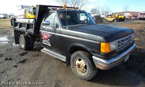 100 Used F350 Dump Truck For Sale 1991 D Dump Bed Truck Item DA7376 SOLD March 30