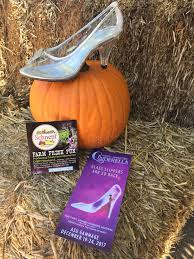 Schnepf Farms Halloween 2017 by Find Cinderella U0027s Slipper At A Pumpkin Patch To Win Free Play Tickets