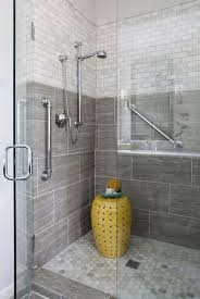 amazing gray shower tile ideas and pictures with regard to